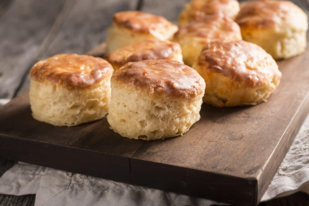 Buttermilk Biscuits Blog Image