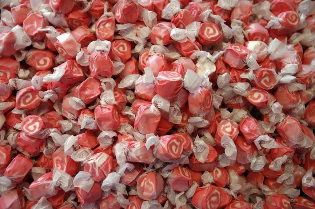 Salt Water Taffy Blog Image
