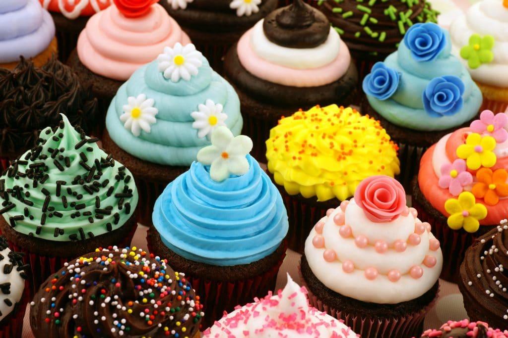Cupcakes au chocolat- Dessert Advisor