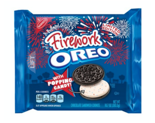 Firework Oreo