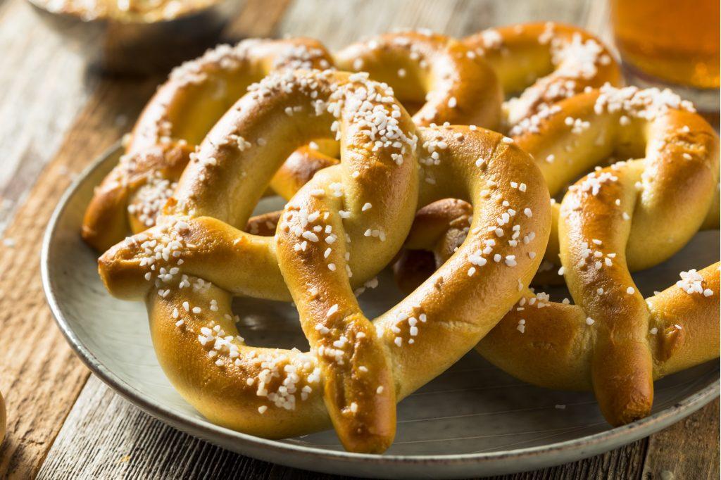 German Desserts Blog Image. Image du blog desserts allemands.