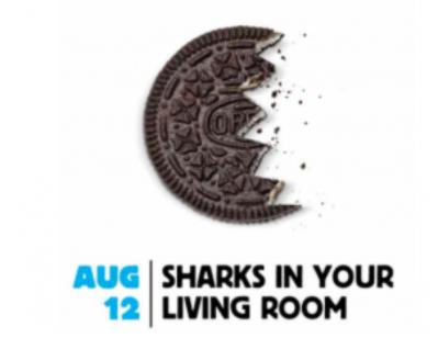 Shark Week Oreo