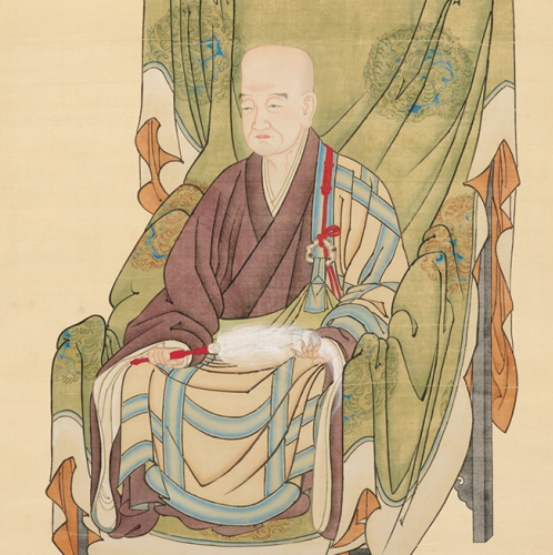 Japanese Buddhist Zen Priest Eisai Dessert Advisor