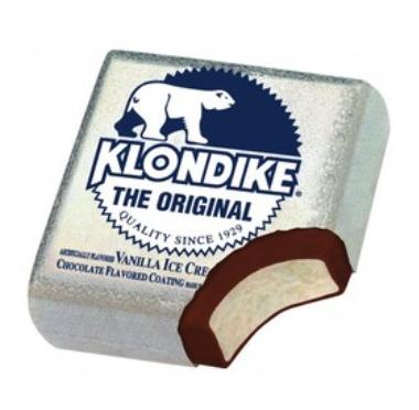 Old Fashioned Klondike Bar