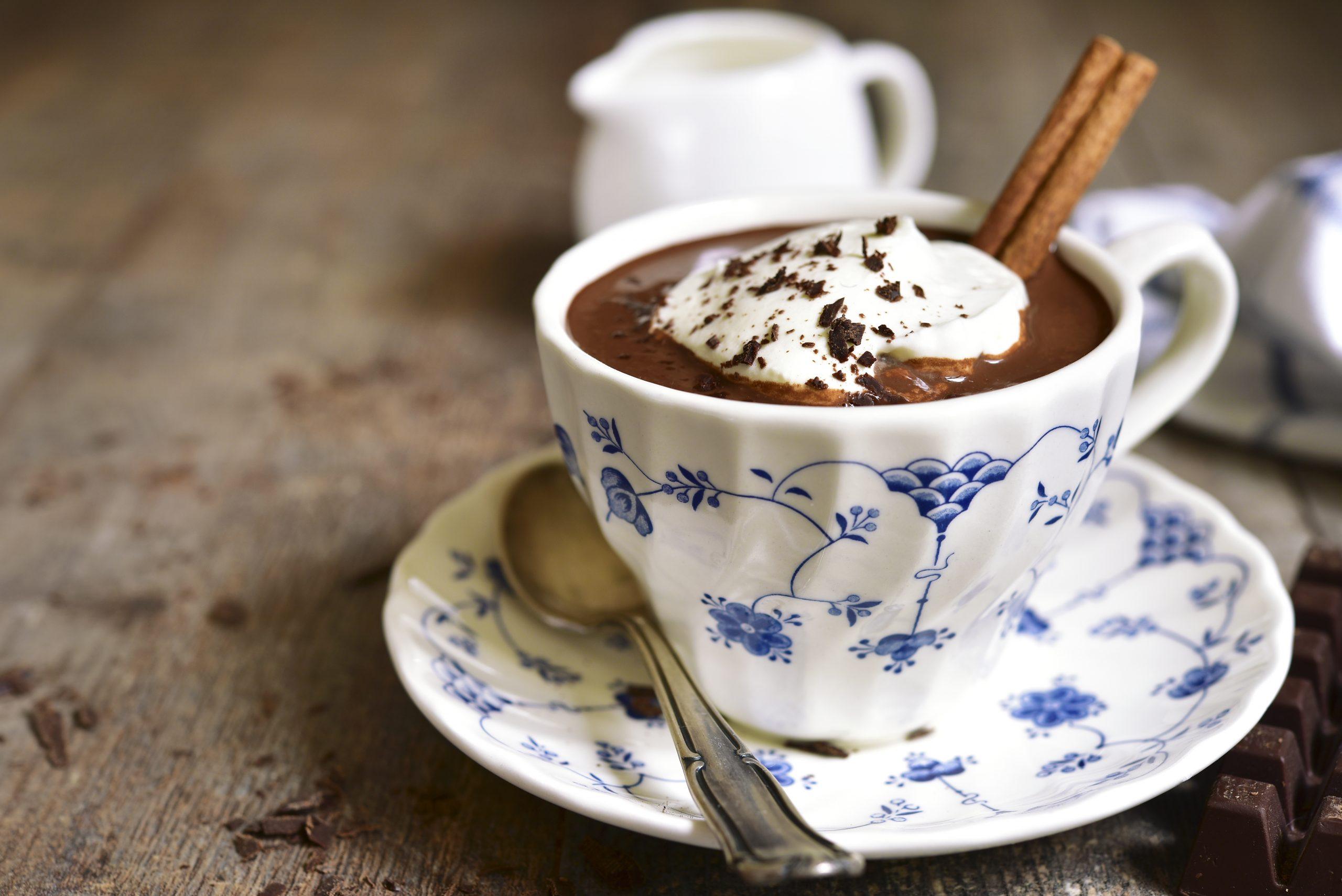 Heritage Chocolate Blog Image. Image du blog histoire du chocolat.