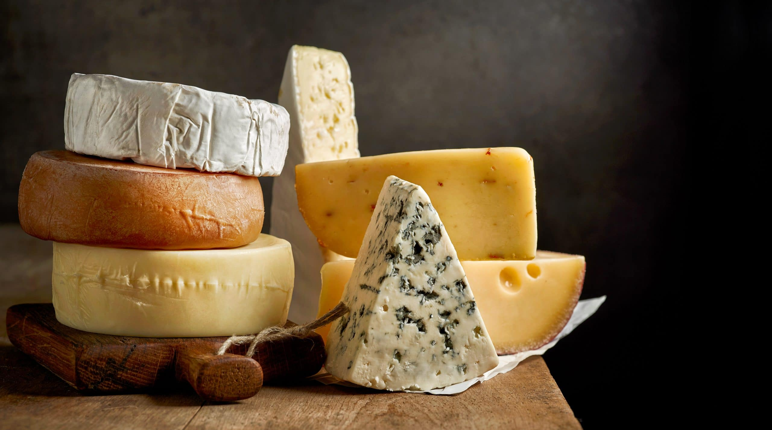 Canadian Cheeses Blog Image. Image du blog fromage canadien.