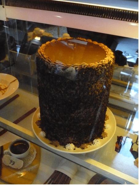Colossal Chocolate Cake