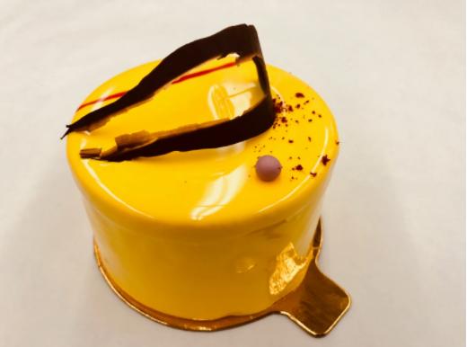 Andro Cakes Glaze