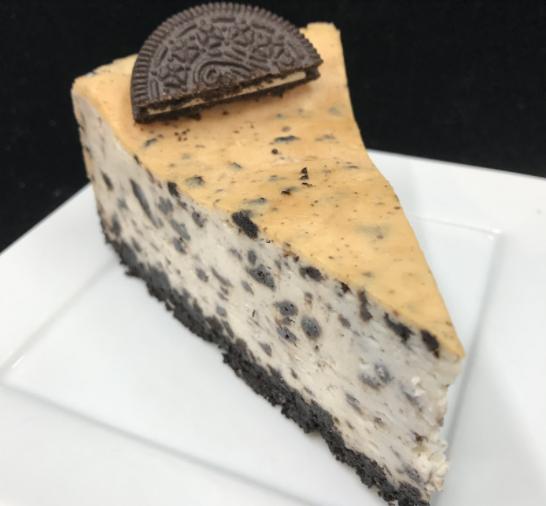 Raw Vegan Oreo Cheesecake