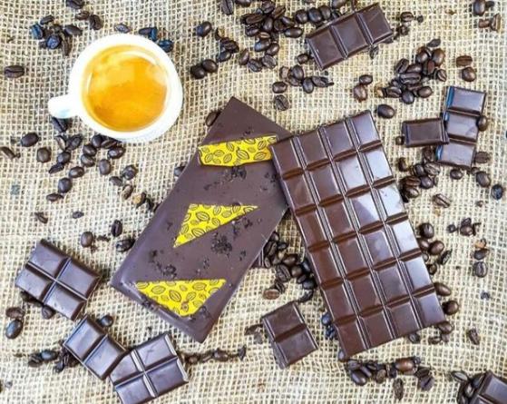 Dark Chocolate without Gluten