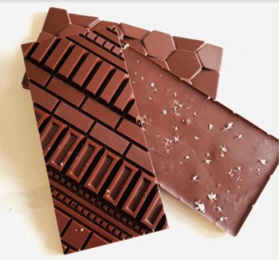 Gluten Free Chocolate Blog Image. Image du blog chocolat sans gluten.