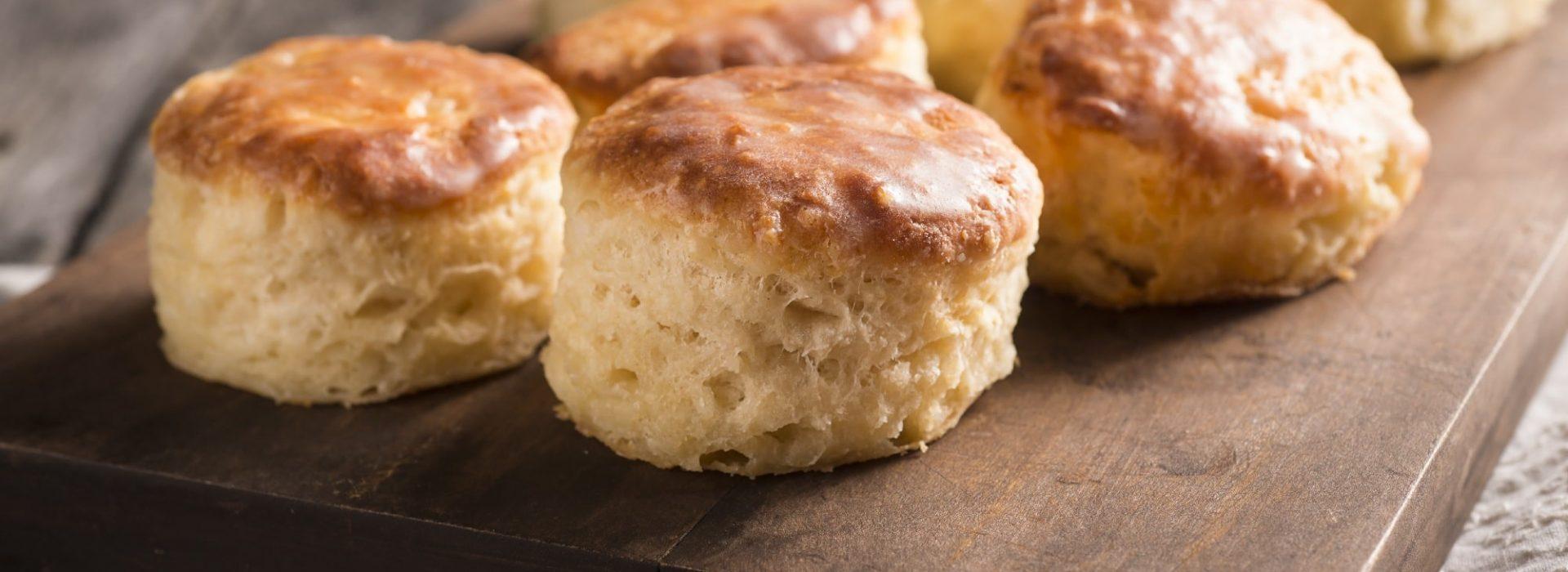 Buttermilk Biscuits Blog Image