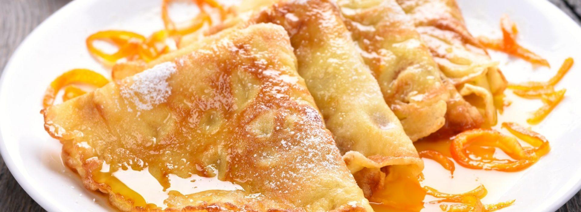 Crepes Suzette Blog Image