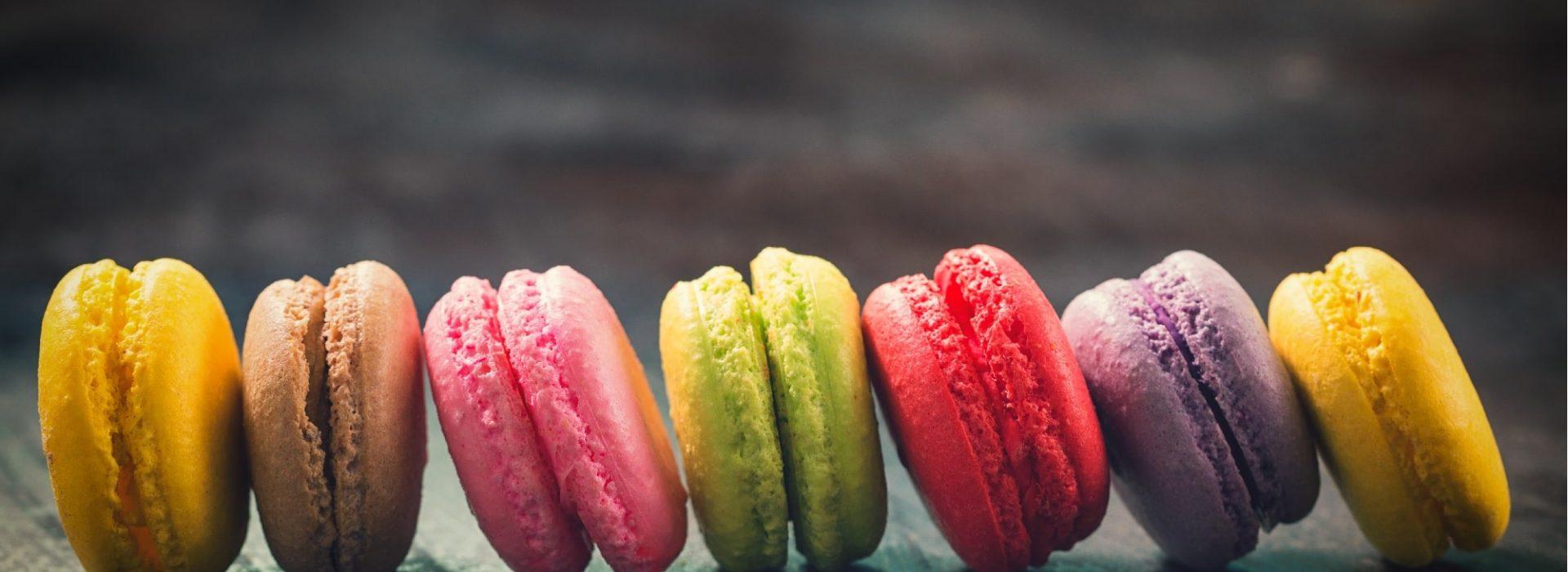 French Macaron Blog Image