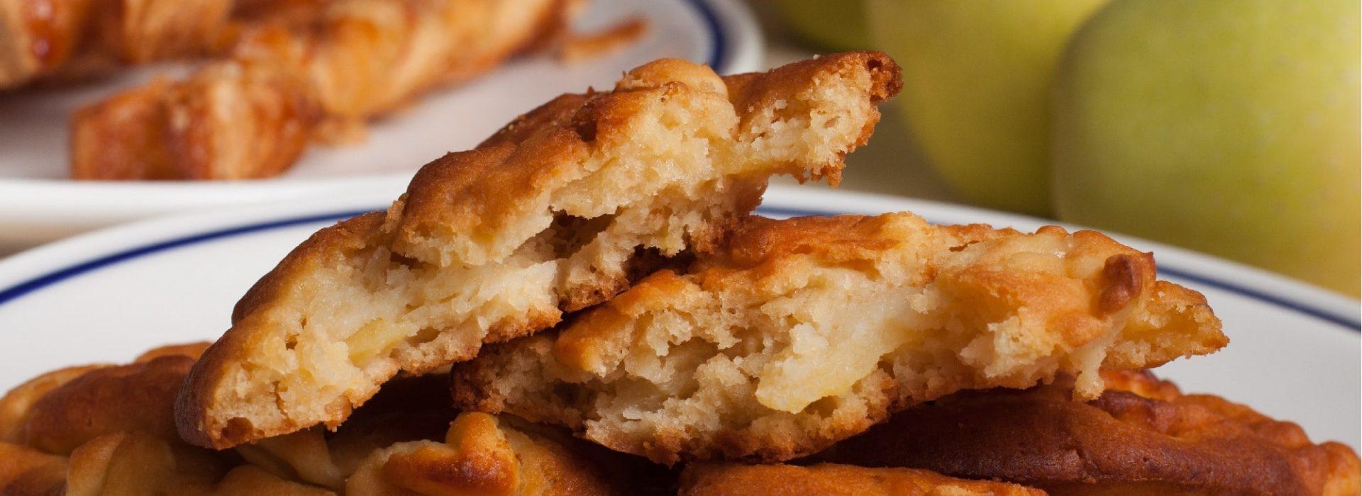 Fritter Blog Image. Image du blog desserts frits.