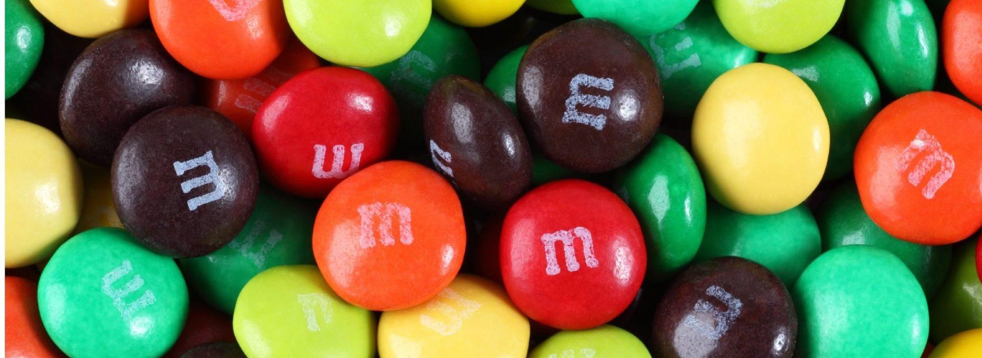MMs Blog Image. Image du Blog des M&M's.