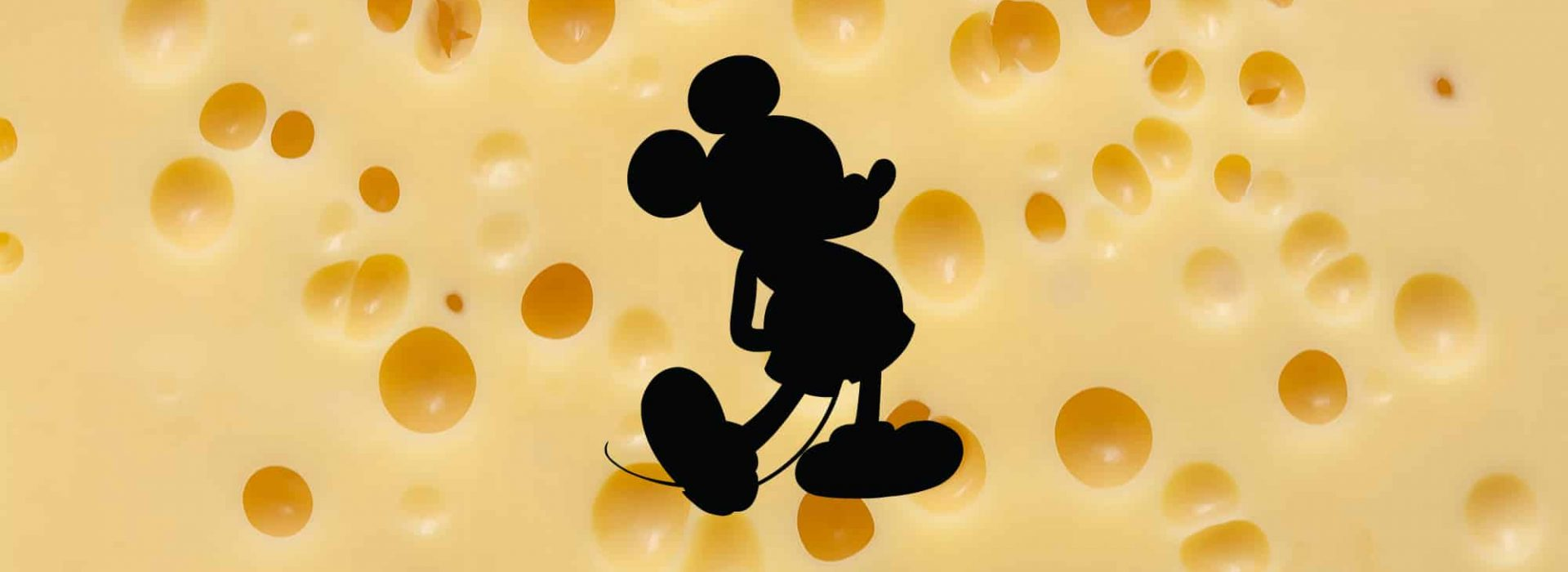 Mickey Mouse Cheese Desserts Blog Image. Image du Blog Mickey Mouse et Desserts au Fromage.