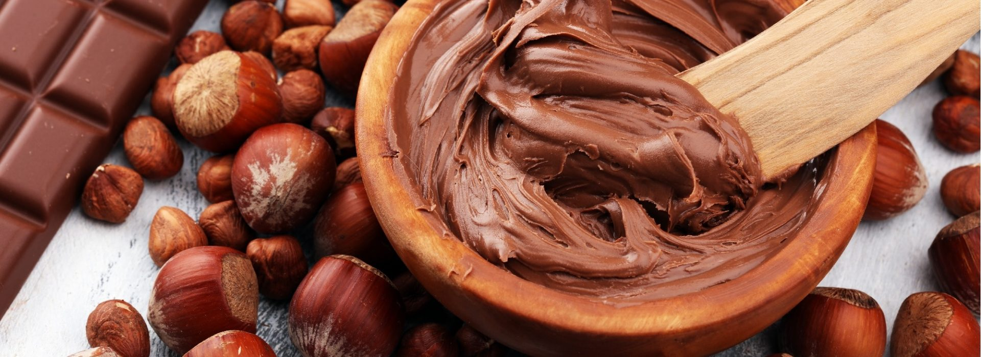 Nutella Day Blog Image. Image du blog jour du nutella.