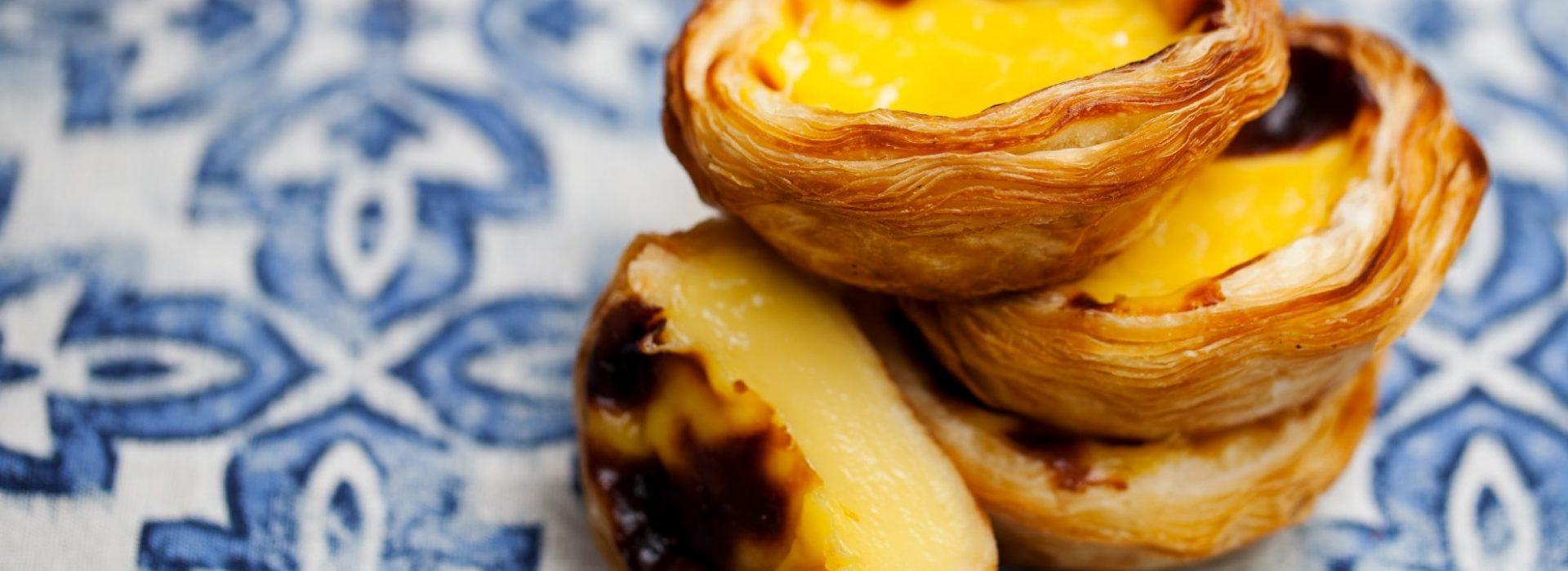 Portuguese Desserts Blog Image
