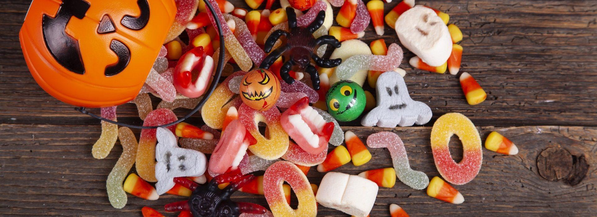Scary Candies - Dessert Advisor